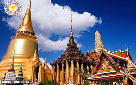 Hành trình bất tận với tour Thái Lan (6N5Đ)