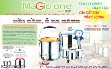 Nồi ủ Magic One MG-72