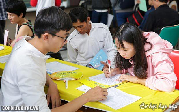 Đại học HUTECH nhận đăng ký xét tuyển học bạ từ ngày 2-5