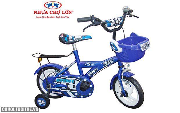 Xe đạp trẻ em 2 bánh Nhựa Chợ Lớn 73 - M1395-X2B