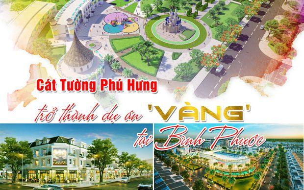 Cát Tường Phú Hưng trở thành dự án vàng tại Bình Phước