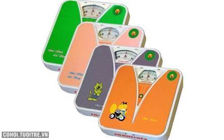 Cân sức khỏe điện tử Nhơn Hòa 120kg NHHS-120-K6