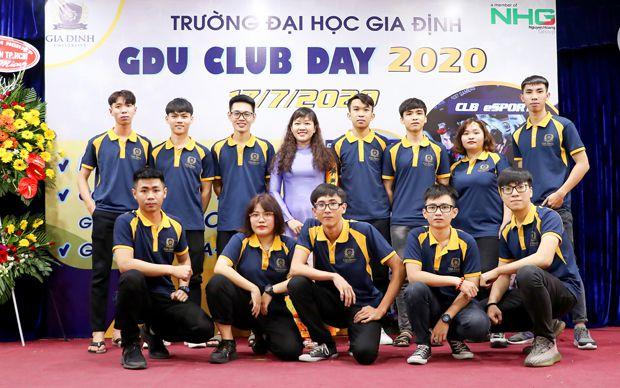 GDU Club Day - Ngày hội các Câu lạc bộ GDU