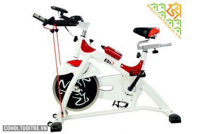 Rèn luyện sức khỏe mỗi ngày cùng xe đạp tập Elip