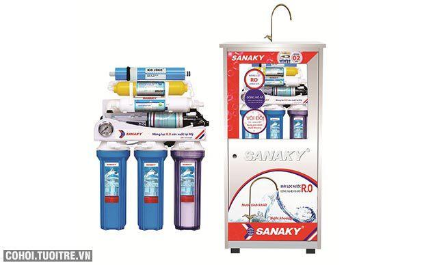 Máy lọc nước RO Sanaky SNK108