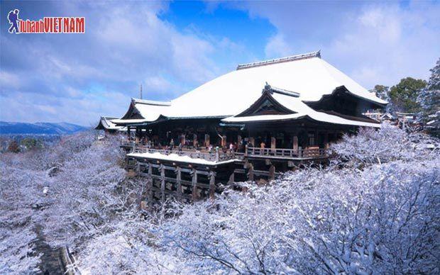 Ưu đãi 5 triệu đồng tour mùa đông Nhật Bản