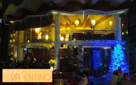 Ưu đãi mừng xuân tại cafe Valentino