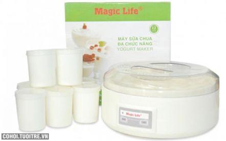 Máy làm sữa chua ngon dẻo Magic Life ML 08