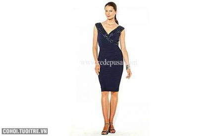 Đầm hàng hiệu Mỹ Ralph Lauren mã O344