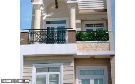 Nhà hẻm 4m đường Nguyễn Hồng Đào Tân Bình
