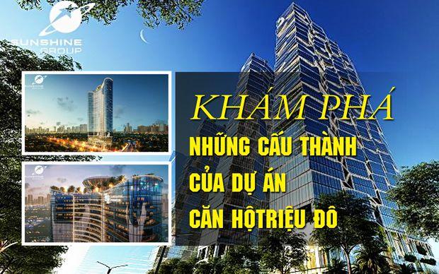 Khám phá những cấu thành của dự án căn hộ triệu đô