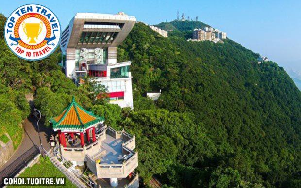 Tour Hồng Kông - Quảng Châu - Thâm Quyến