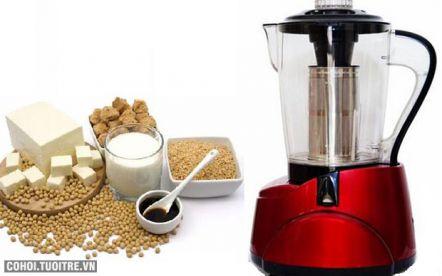 Máy làm sữa đậu nành Khaluck KL 881