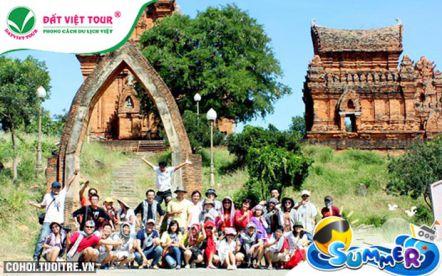Tour du lịch Ninh Chữ, Vĩnh Hy 3N2Đ