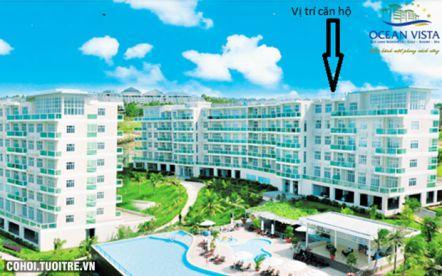 Cần bán 1 căn hộ Ocean Vista, Sea Links City