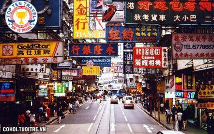 Tour du lịch Hongkong - Thẩm Quyến - Quảng Châu
