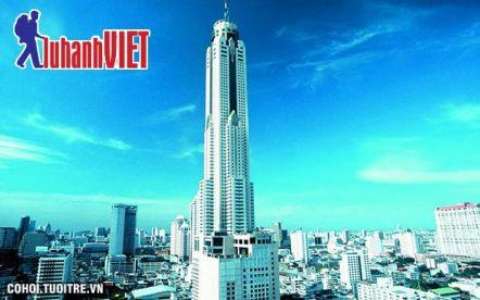 Tour Thái Lan 5 Ngày, tặng buffet 5 sao
