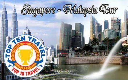 Khuyến mãi đặc biệt Tour Singapore - Malaysia (7N6Đ)