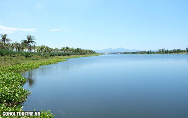 Sắp ra mắt khu đô thị sinh thái ven sông Cổ Cò 5