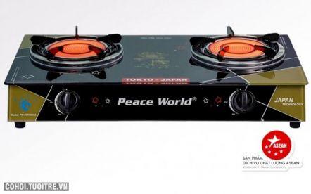 Bếp gas hồng ngoại Peace World PW-277HNH-A