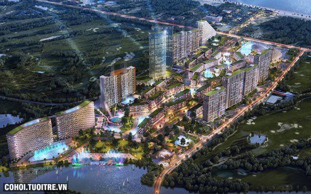 Dự án Cocobay Đà Nẵng, bùng nổ xu hướng đầu tư mới