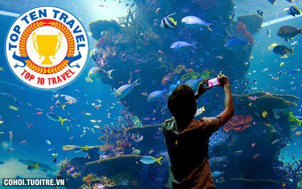Tour Singapore 4N3Đ giá hấp dẫn