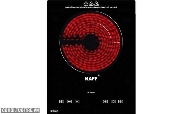 Bếp hồng ngoại đơn âm Domino Kaff KF-330C