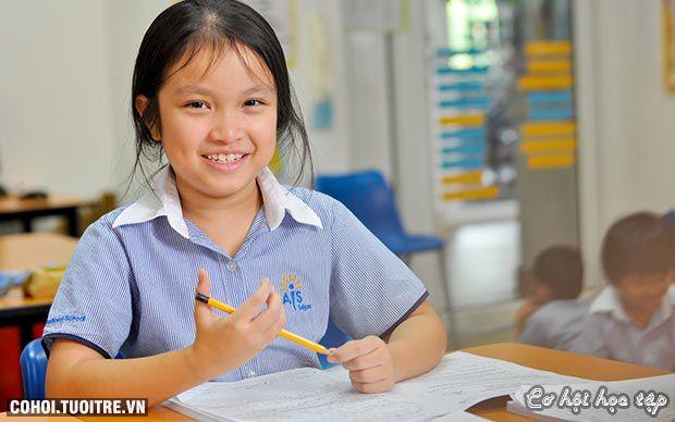 Kết bạn năm châu tại khóa học hè trường QT Úc (AIS)