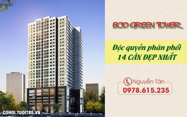 Dự án căn hộ Eco Green Tower