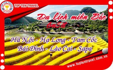 Tour du lịch Hà Nội 6N5Đ