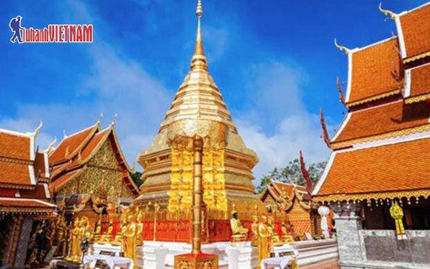 Khám phá Chiang Mai, Chiang Rai chỉ từ 6,499 triệu đồng