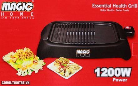 Vỉ nướng điện Magic Home MH 1168
