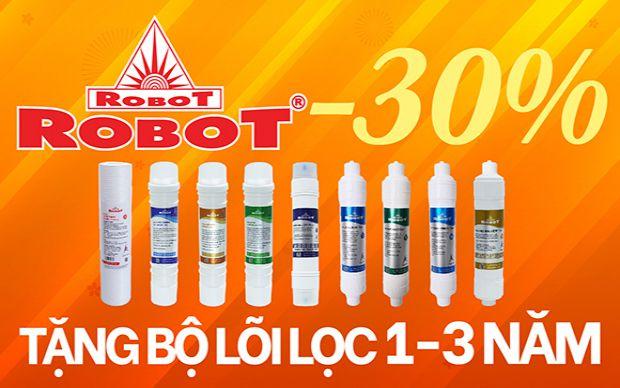 Hái Lộc Xuân Sang - Ưu đãi đến 30% máy làm mát, máy lọc nước ROBOT