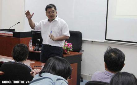 Học MBA để trở thành nhà lãnh đạo truyền cảm hứng
