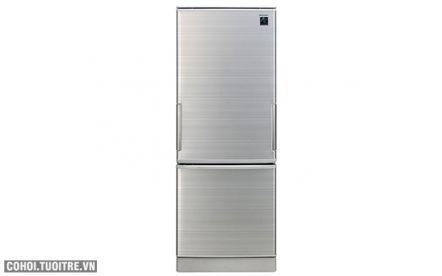 Tủ lạnh Sharp SJ-BW30DV (SL), Ag+ Nano khử mùi