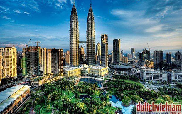 Du lịch Singapore, Indonesia, Malaysia 6 ngày từ 8,9 triệu