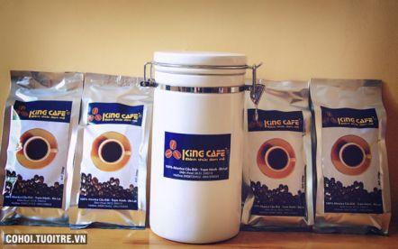 King Café – Đánh thức đam mê
