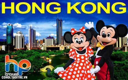 Du lịch Hồng Kông 04 ngày dịp lễ 30/04/2016