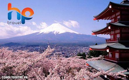 Du lịch Nhật Bản - Mùa đẹp nhất trong năm - 07 ngày