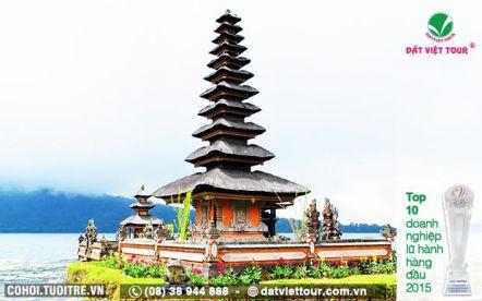 Du lịch Indonesia, Brunei 6 ngày 5 đêm