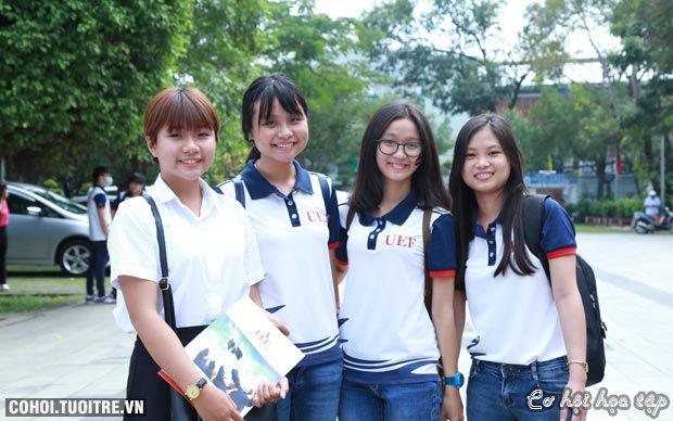 Trường ngoài công lập cũng nhận nhiều hồ sơ xét tuyển