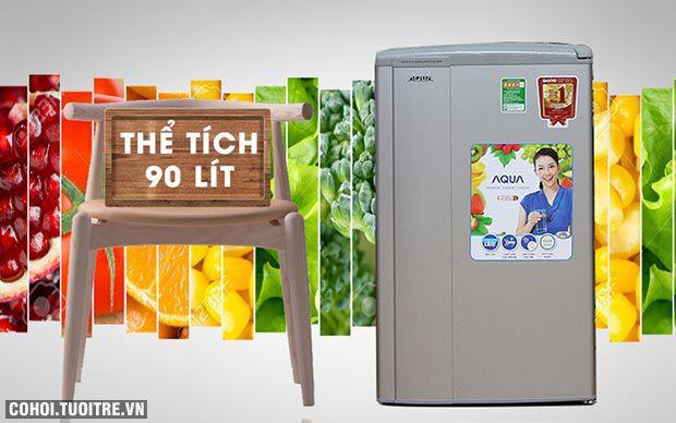 Tủ lạnh Aqua AQR-95AR