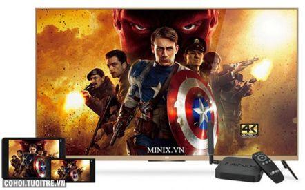 Biến TV thường thành TV thông minh chỉ với 1tr4 đồng