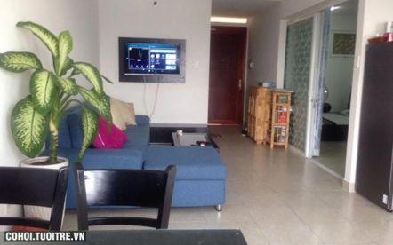 Bán căn hộ trên đường Kinh Dương Vương, Q.Bình Tân