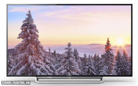"""Smart tivi Sony 40"""" giảm giá đến 3 triệu đồng"""