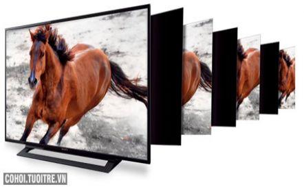 "Tivi Sony Bravia Full HD 40"" giảm giá 4 triệu đồng"