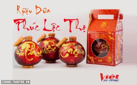 Rượu dừa Phúc Lộc Thọ