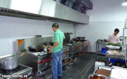 Chuyên cung cấp thiết bị bếp công nghiệp