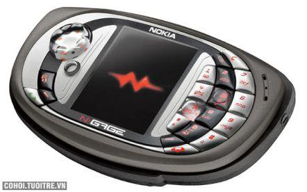 Điện thoại Nokia N-Gage QD (máy cũ)