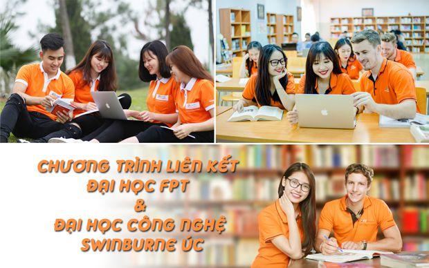 Chương trình liên kết Đại học FPT và Đại học Công nghệ Swinburne Úc